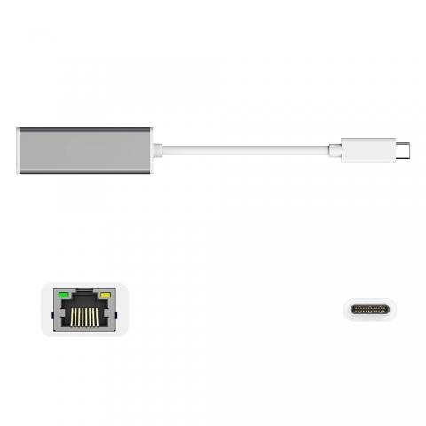 C3-A9025 USB Type-C 2.5 Gigabit Ethernet Adapter 3