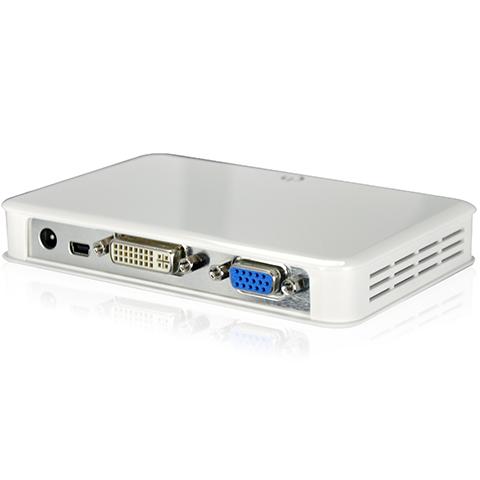 MCT UDVU-D8202-USB 2.0 Dual Display HUB - Magic Control Technology