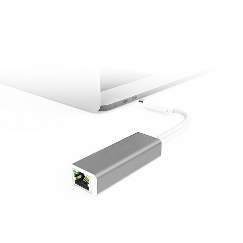 C3-A9025 USB Type-C 2.5 Gigabit Ethernet Adapter 4