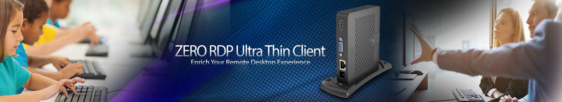MCT zRDP405 Zero RDP Ultra Thin Client - Magic Control