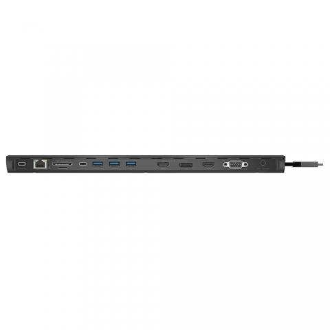 C3-D9058 USB-C™ Triple Display Docking Station 4