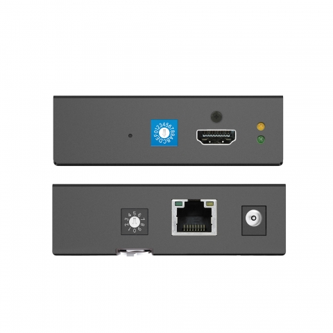 IPE605-TX/RX HDMI Video Wall Over IP Extender 3