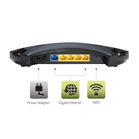W3-R9013 Wireless Presentation Display Router (16 User) 3