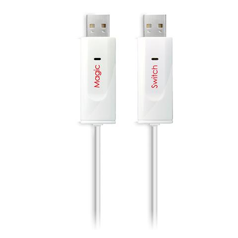 KM-C6002 USB 2.0 Magic Switch (Windows to Mac) 4