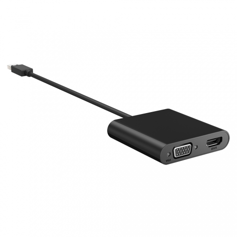 U3-A8613 USB 3.0 to HDMI & VGA Dual Display Adapter 1